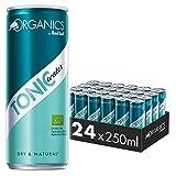 Red Bull Organics por Tónica, 24 Unidades de 250 Mililitros, 6000 Mililitros