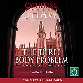 The Three Body Problem cover art