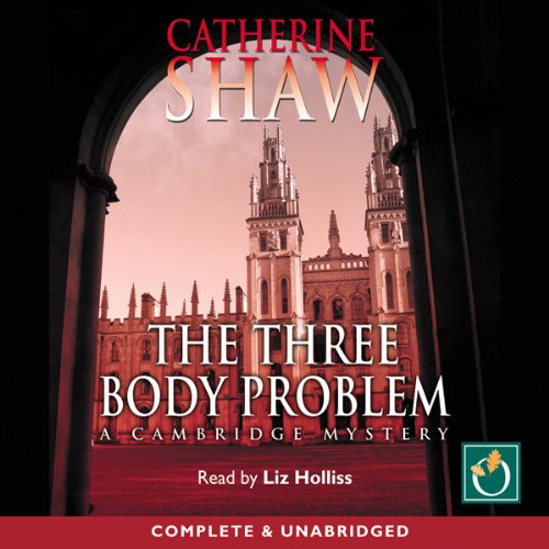 The Three Body Problem audiobook cover art