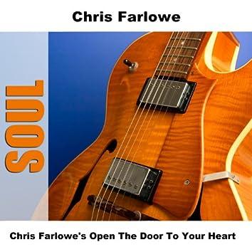 Chris Farlowe's Open The Door To Your Heart