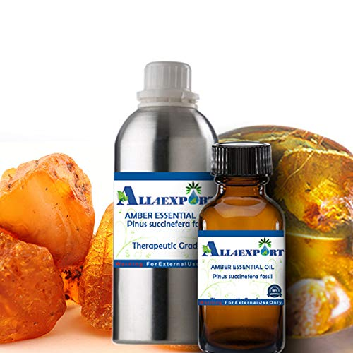 Great Deal! Essential Oil Pure Amber Pinus Succinefera Natural Absolute Undiluted 100 ML