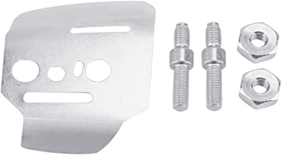 TOPINCN Bar Side Plate Collar Screw Nut Bar Stud Mental Hexagon Chainsaw Parts Tools Replacement Accessories Fit for Stihl MS441 MS460 MS650 MS660
