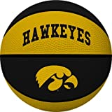 NCAA Iowa Hawkeyes Crossover Full Size Basketball by Rawlings