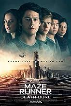 Maze Runner The death cure – Poster de película, 30 x 43 cm