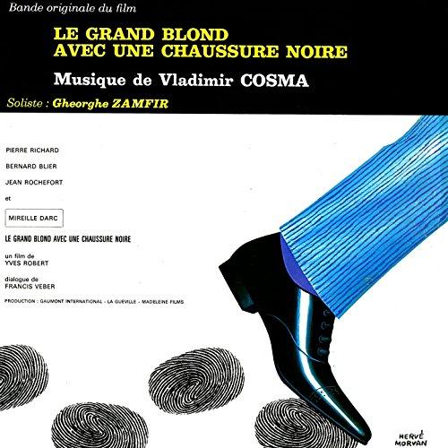 Le grand blond avec une chaussure noire (Bande originale du film d'Yves Robert)
