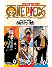 ONE PIECE 3IN1 02: Includes Vols. 4, 5 & 6
