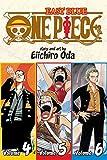 One Piece (3-in-1 Edition) Volume 2 (One Piece (Omnibus Edition)) [Idioma Inglés]: Includes vols. 4, 5 & 6