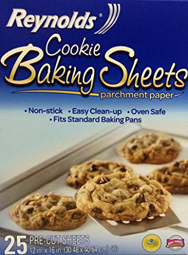 Reynolds Kitchens Cookie Baking Sheets - 25ct/1.33 sq ft