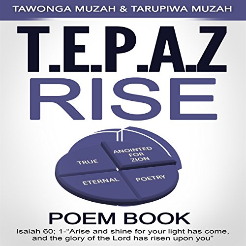 Tepaz Rise audiobook cover art