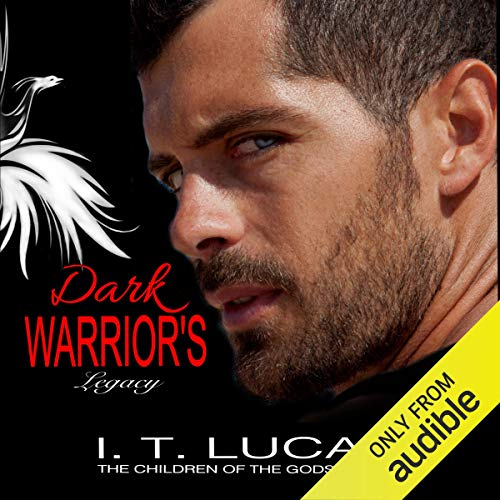 Dark Warrior's Legacy audiobook cover art
