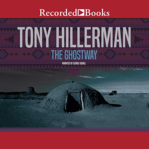 The Ghostway audiobook cover art