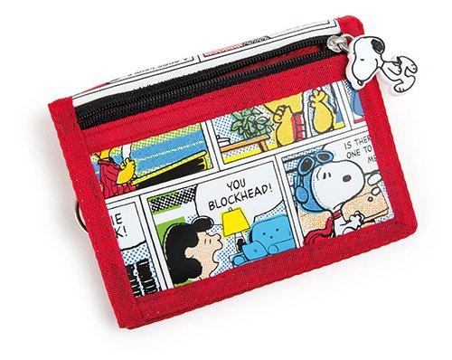 Snoopy Geldbörse, Bunt