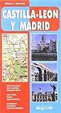 Mapa de Madrid Castilla y Leon (MAPAS DE CARRETERAS)