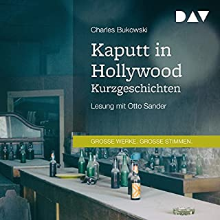 Kaputt in Hollywood: Kurzgeschichten Titelbild