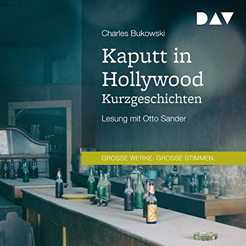 Kaputt in Hollywood: Kurzgeschichten cover art