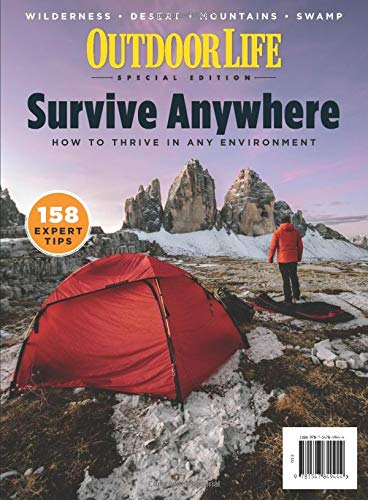 Compare Textbook Prices for Outdoor Life Survive Anywhere  ISBN 9781547849444 by The Editors of Outdoor Life