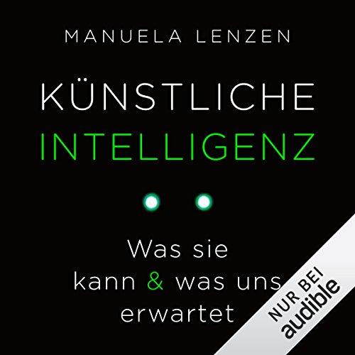 Künstliche Intelligenz audiobook cover art