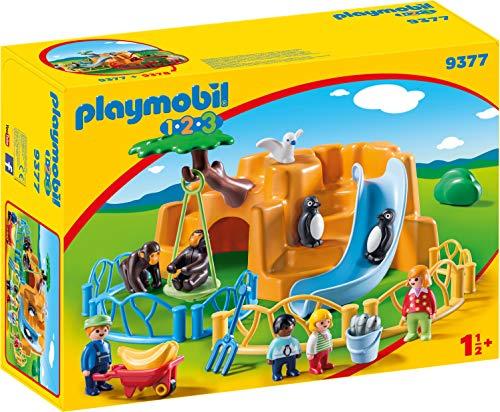 Playmobil  1.2.3 Zoo Juguete Multicolor