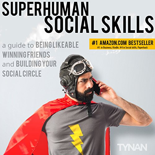 Superhuman Social Skills cover art