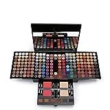 BHUJYG Makeup Set 180 Color Matte & Shimmer Eyeshadow Palette Eye Shadow Make Up Kit Makeup Pallete,004y