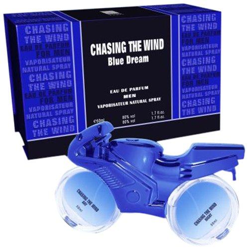 Jean-Pierre Sand, Chasing the Wind Blue Dreams, Eau de Parfum da uomo, 100 ml