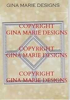 Gina Marie Metal Cutting Paper Craft Die - Quilt # 7