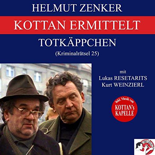 Totkäppchen audiobook cover art
