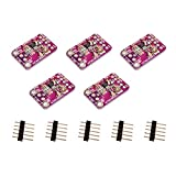 ZHITING 5Pcs PAM8302 2.5W Clase D Módulo de Amplificador de Placa de Amplificador de Audio de un Solo Canal