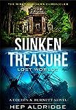Sunken Treasure  Lost Worlds: A Colten X. Burnett Novel (The Risky Business Chronicles Book 1)