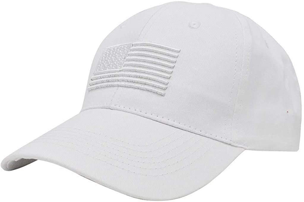 Baseball Ball Caps Hats Cooling Embroidered American Flag Breathable Fit Mens Womens Distressed Cotton Dad Outdoor Sports
