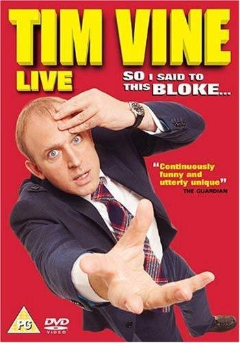 Tim Vine - Live - So I Said To T...