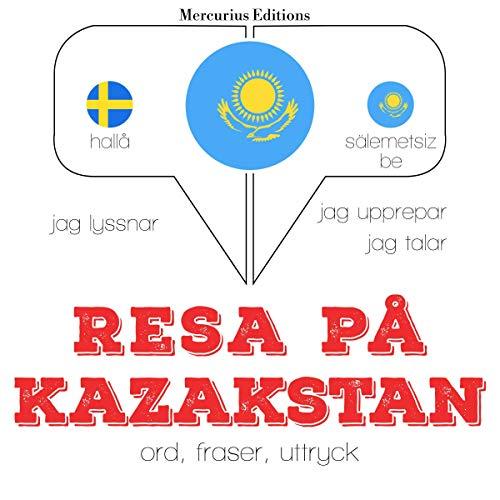 Resa på Kazakstan cover art