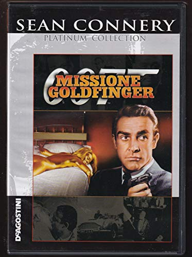PLTS 007 Missione Goldfinger DVD Editoriale