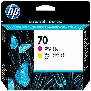 Best HP 70 Magenta & Yellow DesignJet Printhead (C9406A) for DesignJet Z5400, Z5200, Z3200, Z3100 & Z2100 Large Format Printers Review