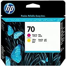 HP 70 Magenta & Yellow Printhead