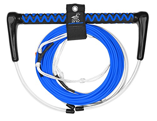 AIRHEAD Dyneema Fusion WB Rope, Electric Blue