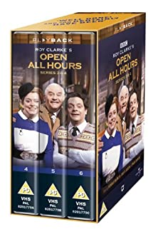 Open All Hours - Series 3 & 4