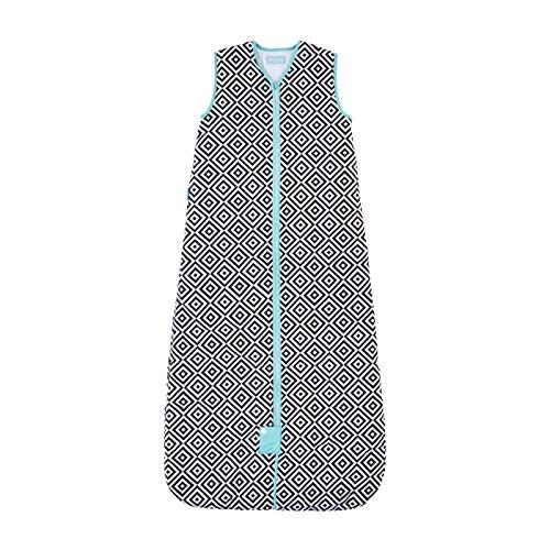 Tommee Tippee GRO Saco de dormir Grobag, 6-10 años, 1.0 TOG, Diamantes de azabache