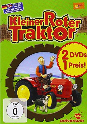Kleiner roter Traktor 01-02 (2 Discs, Exklusiv für Alpha)