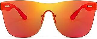 فيسيدي نظارة شمسية للنساء بعدسة واحدة بدون إطار B2647