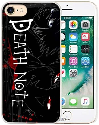 coque iphone 8 plus death note