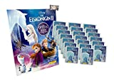 Disney Die Eiskönigin 2 Sticker Frozen 2 Crystal Sammelsticker (2020) - Album + 20 Tüten + stickermarkt24de -