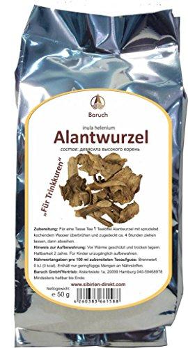 Alantwurzel - (Inula helenium, Echter Alant) - 50g
