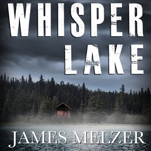 Whisper Lake audiobook cover art