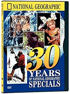 30 Years of National Geographic Specials