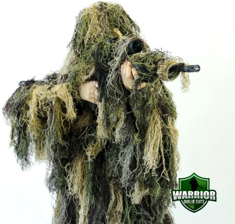 Warrior Ghillie Suit (Woodland M L)