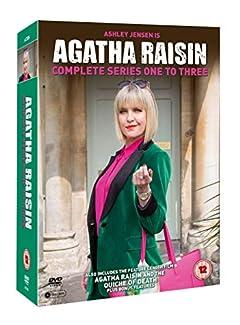 Agatha Raisin - Complete Series One To Three