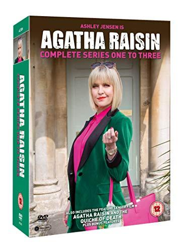 Agatha Raisin - Series 1-3 Box Set [6 DVDs]