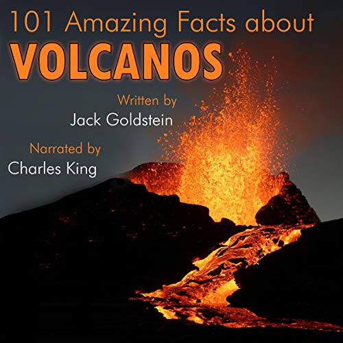 101 Amazing Facts About Volcanos cover art