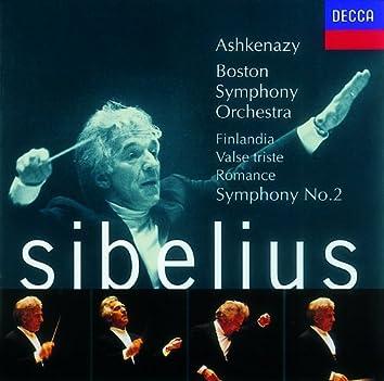 Sibelius: Symphony No.2; Finlandia; Valse triste; Romance